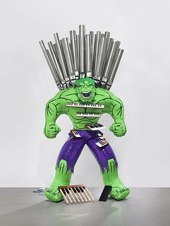 Koons_Hulk Organ