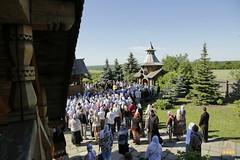 63. Patron Saint's day at All Saints Skete / Престольный праздник во Всехсвятском скиту