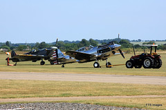 IMG_9424 (harrison-green) Tags: museum war aircraft aviation air duxford imperial spitfire usaf raf b29 f15 iwm