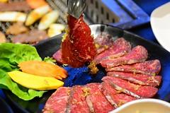 เนื้อย่าง ปิ้งไฟร้อนๆ ต้องมากินที่ Gyu Gyu Tei Homepro ราชพฤกษ์