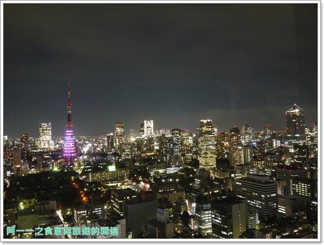 東京景點夜景世界貿易大樓40樓瞭望台seasidetop東京鐵塔image032