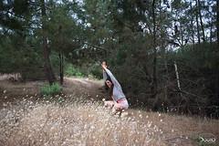 Bl d'or (Yonatan Souid) Tags: yoga forest nikon posture asana namaste yogalove