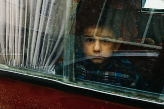 Boy in the Window | Levent | Istanbul, Turkey