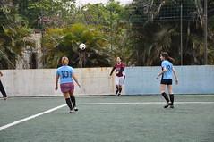 Futebol Feminino - I Festival de Inverno