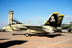 162702 / 201 AJ. Crashed 5 june 1990. No details. (Gerrit59) Tags: f14a