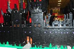 VA BrickFair 2015 Castle Obsidan Citadel (EDWW day_dae (esteemedhelga)) Tags: castle lego bricks minifigs moc afol minifigures edww brickfair daydae esteemedhelga obsidancitadel