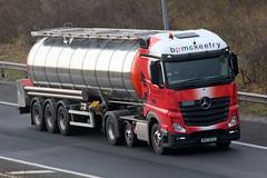 BRZ9533 - bpmckeefry (TT TRUCK PHOTOS) Tags: mercedes tt m5 tanker mp4 actros strensham bpmckeefry