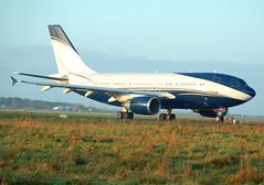 AL ATHEER AVIATION A310 HZ-NSA (Adrian.Kissane) Tags: private a310 shannon hznsa 431