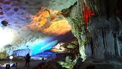 Hang Sung Sot Cave (stardex) Tags: hangsungsot cave halongbay vietnam unesco landscape stone light