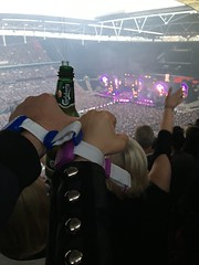 Coldplay at Wembley.