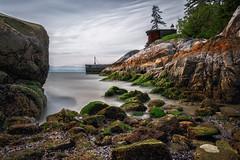 Lighthouse Park, long exposure using 10 stop filter/saturated (Vancouver BC, Canada) (*Ken Lane*) Tags: can cypresspark geo:lat=4933080322 geo:lon=12326241195 geotagged westvancouverwest bc britishcolumbia britishcolumbiacanada canada canadiancity canadianseaportcity cityofvancouver ciudad coastalseaportcity gastown kanada northamerica pacificnorthwest seaportcity stad stadt vancouver vancouverbc vancouverbritishcolumbia vancouverbritishcolumbiacanada vancouvercanada vancouvercity vancouverite westcoast yvr ванкувер город канада カナダ シティ バンクーバー مدينة शहर เมือง แคนาดา 시티 캐나다 加拿大 市 10stopfilter beaconlane burrardinlet lighthousepark longexposure pointatkinson rocks shoreline singhray tourism tourist touristattraction travel travelphotography waterscape
