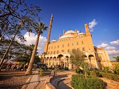 Mosque of Muhammad Ali, Cairo, Egypt (CamelKW) Tags: cairo egypt mosqueofmuhammadali alabastermosque citadelofcairo