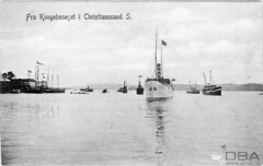 THB-2005-170f (dbagder) Tags: festning sjø skip vestagder norway nor
