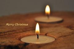 XXX (Ilona67) Tags: kerstkaart kerstmis kaars licht warmte