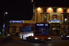 Route 152, New Malden (Fountain Roundabout) (London Bus Breh) Tags: goahead goaheadgroup goaheadlondon londongeneral optare optareesteem alexander dennis alexanderdennis alexanderdennislimited adl alexanderdennisenviro200 alexanderdennisenviro200dart enviro200 enviro200dart e200 e200dart soe soe3 lx09ayh 09reg london buses londonbuses bus londonbusesroute152 route152 newmalden thefountain fountainroundabout tfl transportforlondon