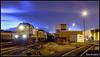 20170102 BLOG 7778 + 7775 + zinkertstrein, Antwerpen (47617) (Koen Brouwer) Tags: januari 2017 budel zinkertstrein 47617 antwerpen haven blog nmbs reeks77 trein train zug station gare bahnhof goederen goederentrein cargo