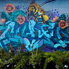 DIG IT Urban Garden and Nursery (Dennis Valente) Tags: 5dsr art contemporaryurbanart streetart sw southwestern isobracketing spraypaint urbanart southwest digiturbangardenandnursery 2016 valleyofthesun hdr paint calle16 phoenix wallart arizona mural