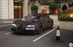Raspberry Brownie (Paweł Zieliński) Tags: bugatti veyron supersport dorchester london mayfair dmpsphotos