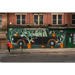 Love this mural Painted in #Sheffield by Agostino Iacurci. #wallkandy #art #streetart #fb #f #t #p #agostinoiacurci (Photos © Ian Cox - Wallkandy.net) Tags: wallkandy art photography ian cox gallery street graffiti document streetart canon agostinoiacurci sheffield 2016