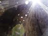 Experimental Photograph (fotosdenada) Tags: ronda baños árabes muslim arab baths moorish architecture moros arcitectura luz light brillo flare