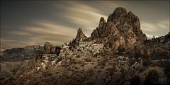 Pentedattilo ghost town (Johan Hannes) Tags: ghosttown italia calabria nd longexposure clouds cloudscape arteloo city cityscape landscape urbex pentedattilo