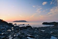 DSC_0076 (massongoulven) Tags: coucher de soleil mer sea sun