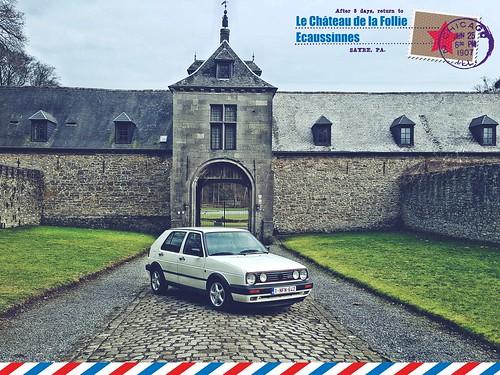 Volkswagen Golf 2 GTI 1991