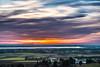 Natural color space (Ettore Trevisiol) Tags: nikon landscape friuliveneziagiulia fagagna tramonto sunset bluehour goldenhour