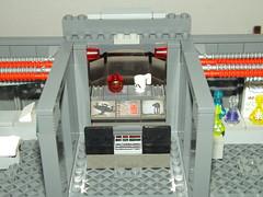 DSCF2233 (Nilbog Bricks) Tags: star wars lego moc minifigures stormtrooper base barracks