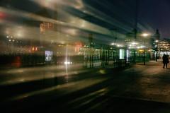 Lost in tramway station (johann walter bantz) Tags: streetart artofvisual xf23mmf14r xpro2 fujifilm art modern color streetphotography street earlymorning europe france banlieueparisienne 93 pantin bnpparisbas tramwaystation