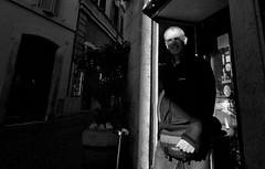 Shaddow man. (Baz 120) Tags: candid candidstreet candidportrait city candidface candidphotography contrast street streetphoto streetcandid streetphotography streetphotograph streetportrait rome roma romepeople romestreets romecandid europe women monochrome monotone mono blackandwhite bw noiretblanc urban voightlander12mmasph life leicam8 leica primelens portrait people unposed italy italia girl grittystreetphotography faces decisivemoment strangers