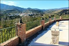 Melegís (belenrm65) Tags: mirador paseo baranda paisaje sierra