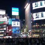Vollste Kreuzung der Welt, Tokyo