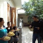 Usbekistsche Gastfreundschaft