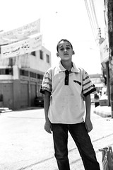 Stand hard (MarwanShousher) Tags: kids children football soccer refugee amman middleeast streetphotography jordan un arab