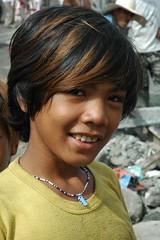 Portrait. (Stone.Rome) Tags: boy portrait people cute boys beautiful smile face kids children kid asia asien gesicht child philippines portrt kinder menschen kind boyhood junge garon lcheln jungen nett enfance schn knabenalter