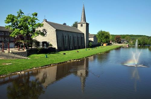 Hotton, l'eglise Notre-Dame