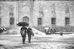 itstoohotthesedays (@Tuncay) Tags: snow istanbul eminn tuncaycoskun
