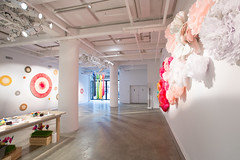 (surgery) Tags: nyc party newyork fashion paper chelsea crafts target launch artsandcrafts toddoldham papermag extraextra
