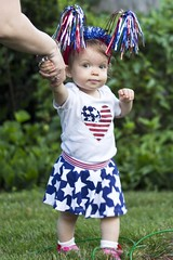 Happy 4th of July! (Klutch17) Tags: usa baby canon 4thofjuly independenceday canonphotography