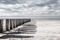 Ameland (uw67) Tags: sea beach water stand ameland nordsee wattenmeer holwerd nordsea nikond60 uwepotthoff