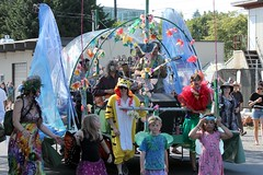 Sound Stage (Chicago John) Tags: seattle fair fremont parade solstice 2015 fremontfair