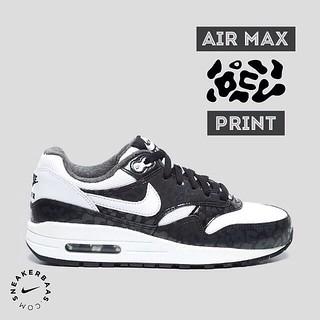 reputable site a4fd1 7719a  nike  nike  airmax  print  sneakerbaas  baasbovenbaas Nike Air Max 1