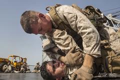 U.S. Marine Short-Range Marksmanship Qualification Course (AiirSource) Tags: california usmc sailors calif meu marines xs float atsea deployment arabiangulf unitedstatesmarinecorps 15thmeu ussrushmore 3rdbattalion kilocompany m16a4 battalionlandingteam lsd47 m4carbine 1stmarines 15thmarineexpeditionaryunit immediateaction groundcombatelement uscentcom sgtemmanuelramos westernpacificdeployment151