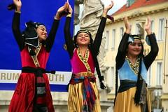 14.7.15 Ceska Pohadka in Trebon 72 (donald judge) Tags: festival youth dance republic czech south performance bohemia trebon xiii ceska esk mezinrodn pohadka pohdka dtskch mldenickch soubor
