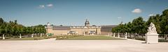 Schlo Karlsruhe (iEiEi) Tags: panorama castle germany deutschland nikon outdoor pano nikkor schloss karlsruhe d300 badenwrttemberg schlos i500 nikond300 ccbysa30 ausenaufnahme 35mmf18g ccbysa20de flickrexplore20150723 ieiei
