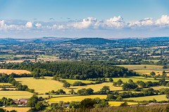Blackmore Vale from Bell Hill, Dorset (JackPeasePhotography) Tags: nikon bell hill july vale dorset blackmore okeford fitzpaine