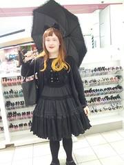 Kuro Lolita (mandrke1) Tags: crossdressing avcon angelicpretty lolitafashion brolita kurololita avcon2015