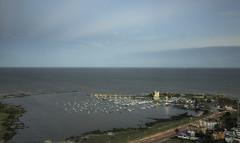 Montevideo as seen from Piso 40 | Buceo Port |  | 150804-0023896-jikatu (jikatu) Tags: skyline uruguay ship barcos forum wtc gr montevideo 162 ricoh ott buceo puertito wtc4 jikatu piso40