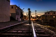San Andreas (feelinviewtiful) Tags: 828 sylva nc mountains railroad hypebeast self portrait byron tenesaca light